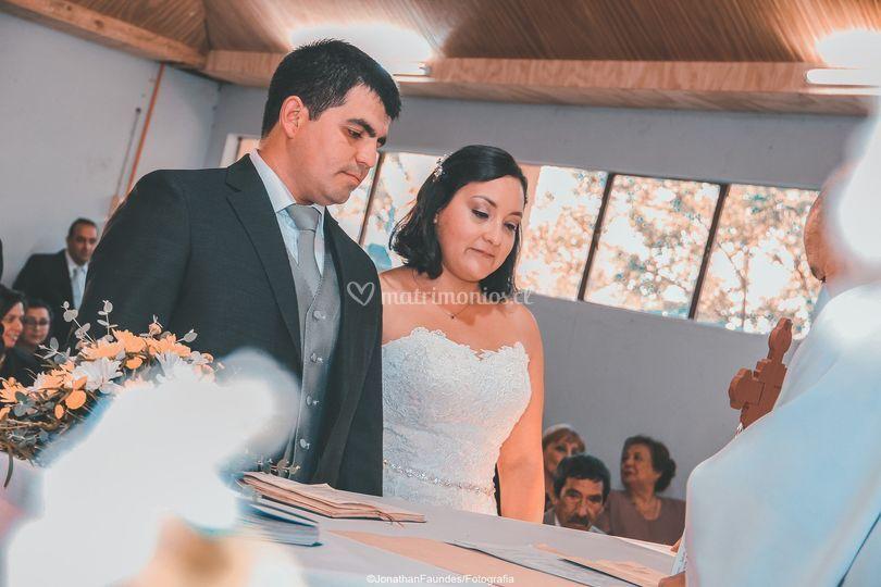 Matrimonio Paula & Delmo