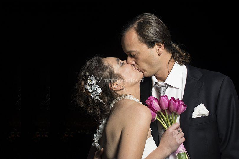 Kathy y Alejandro