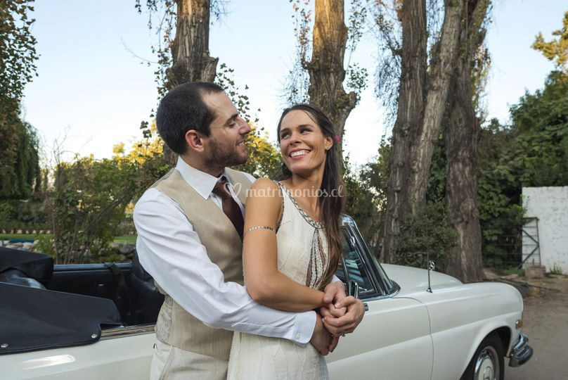 Matrimonio Josefina y Antonio