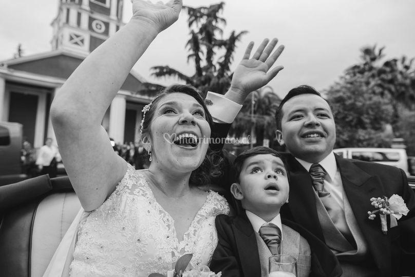 Matrimonio Karina y Emilio