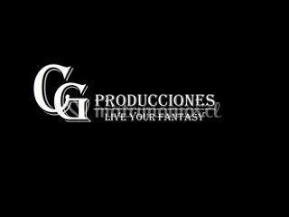 CG Producciones  logo