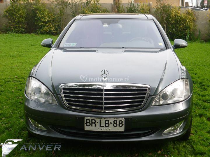 Mercedes Benz S500L