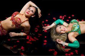Bailarinas Árabes Odaliscas N&S