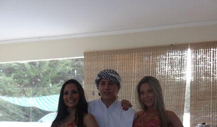 Bailarinas Árabes Odaliscas N&S 3