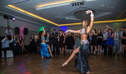 Bailarinas Árabes Odaliscas N&S 2