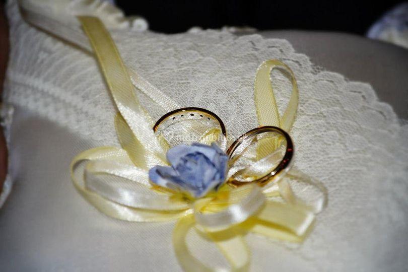 Detalles de matrimonio
