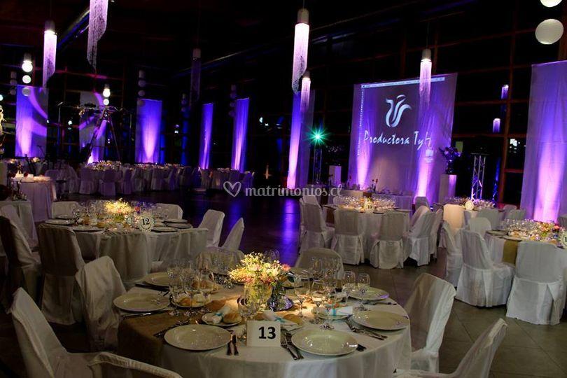 Matrimonio 150 personas