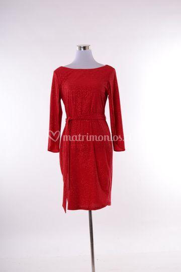 Vestido corto 094