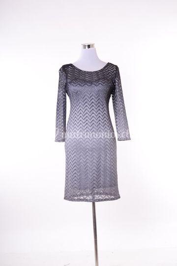 Vestido corto 081