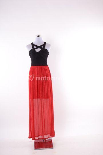 Vestido largo 022