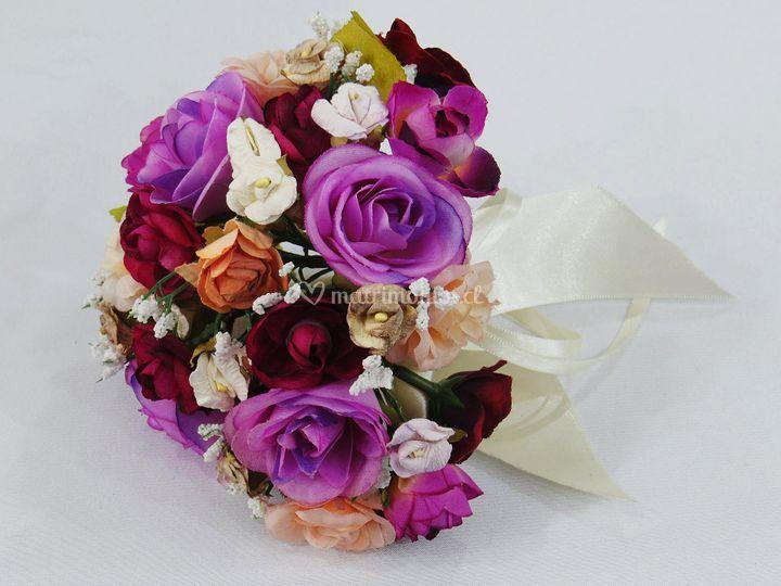 Bouquets para llevar