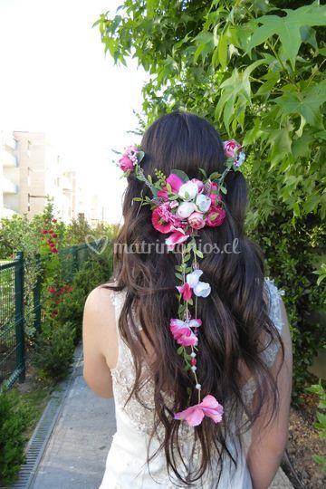 Cintillo floral