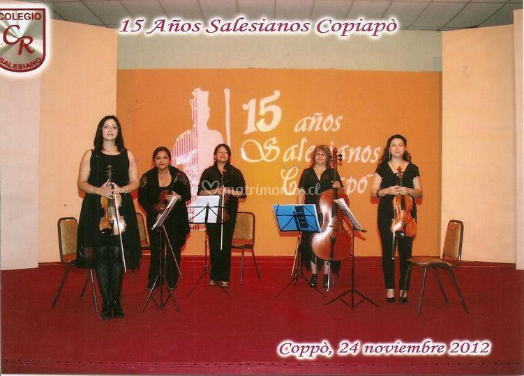 Aniversario Liceo Salesianos