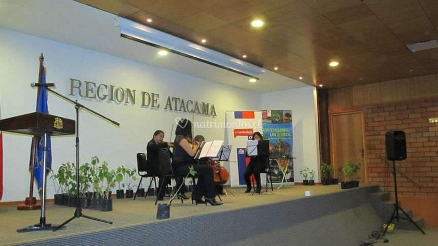 Ceremonia Gobierno Regional