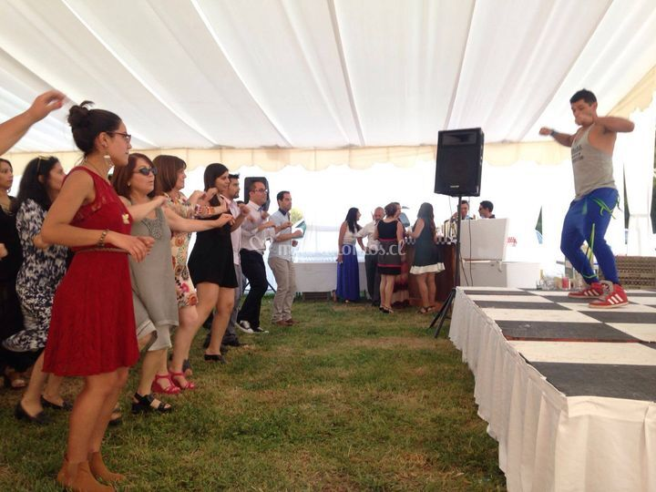Zumba, baile entretenido