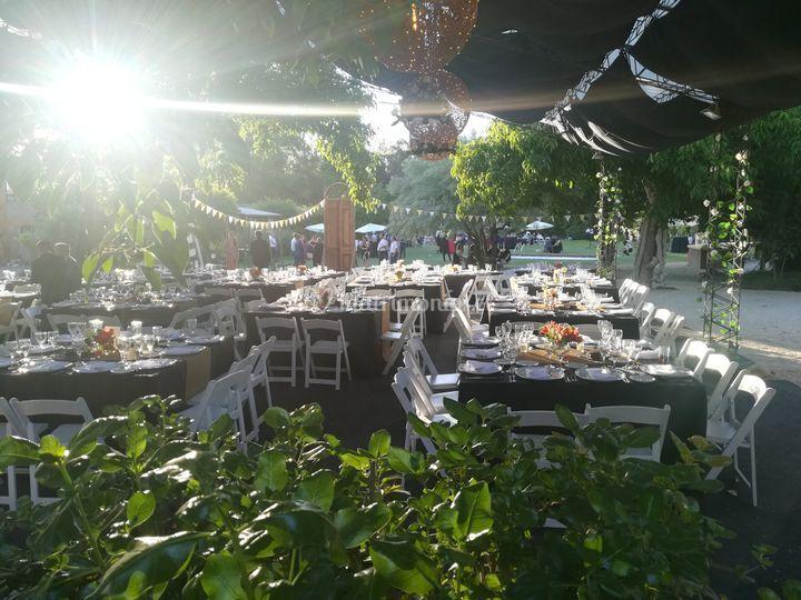 Área de cena