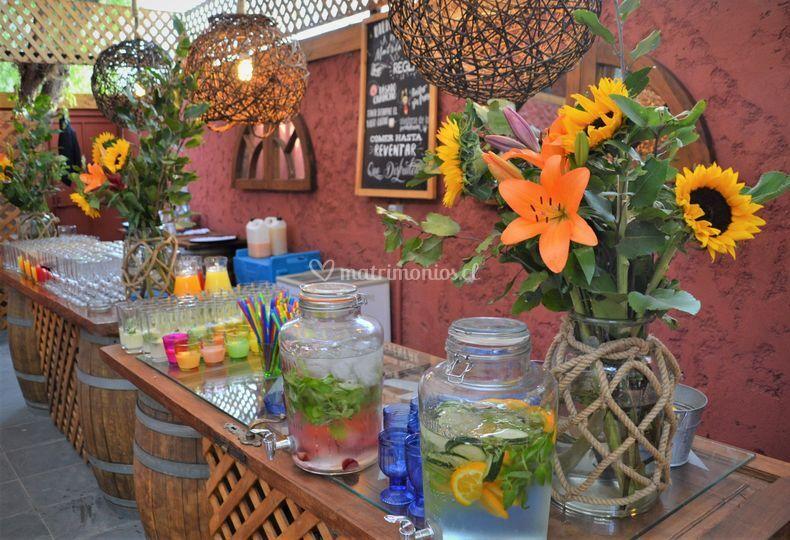 Bar del cocktail