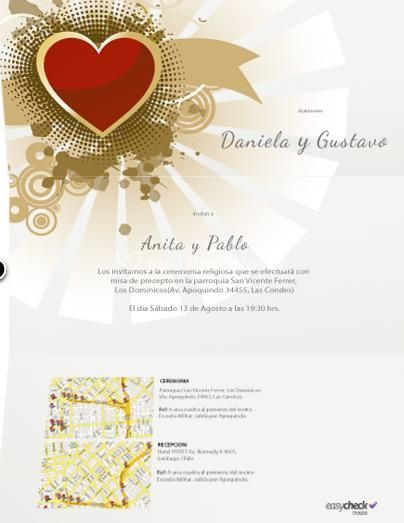 Originales invitaciones