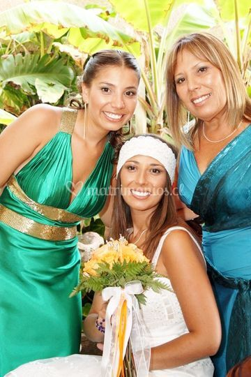 Maquillaje novias e invitadas