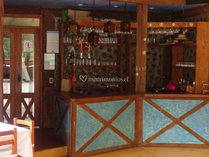 Salón de bar