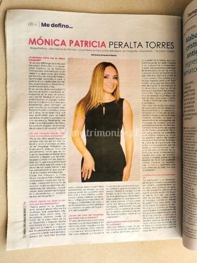 Entrevista Revista Ellas