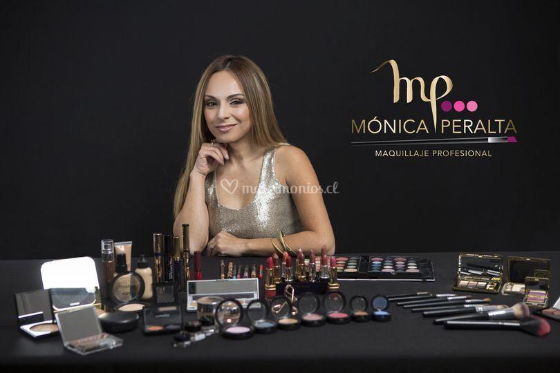 Maquillaje profesional de Maquillaje Profesional Mónica Peralta