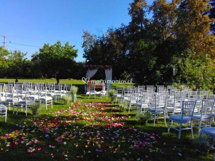 Matrimonio campestre 1