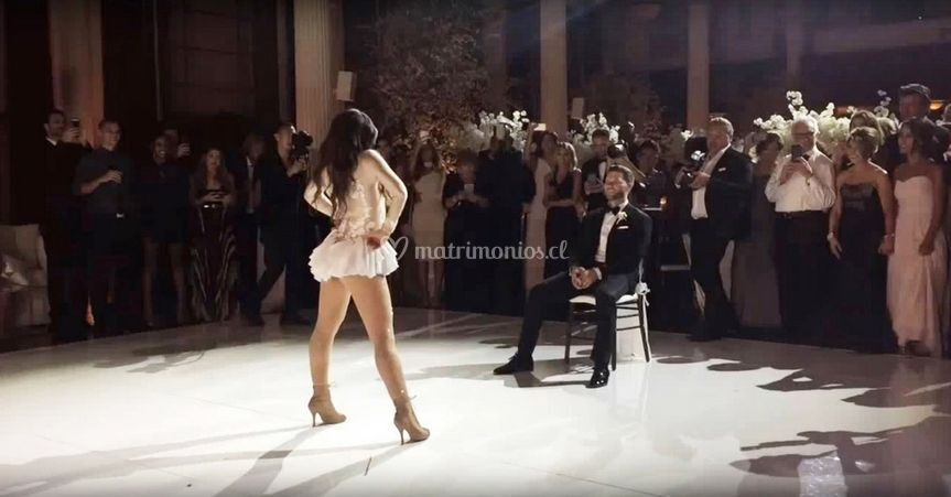 Bailes sorprendentes