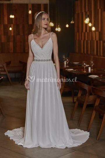 Vestido Ginette