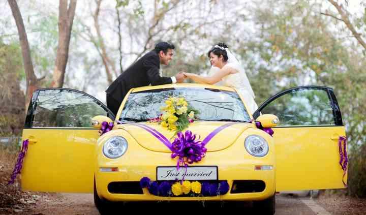 Vw rent matrimonios