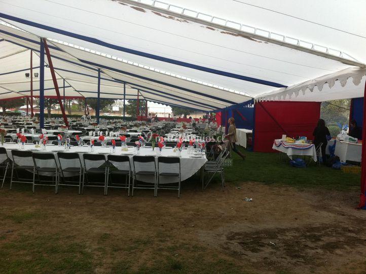 Fiesta campestre