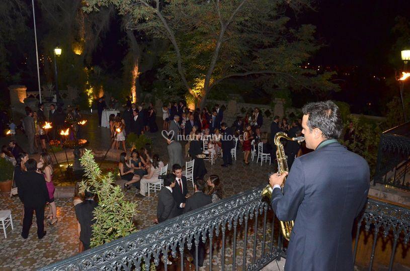 Matrimonio  Castillo Hidalgo