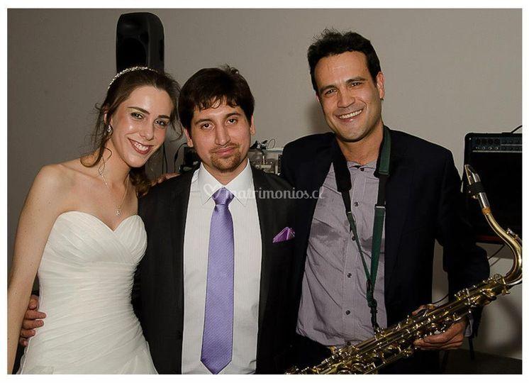 Dana & Marcos_Espacio Riesco