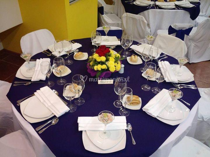 Eventos y Banquetes WL