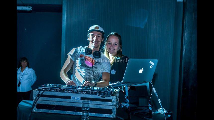 Foto con Dj Andrés