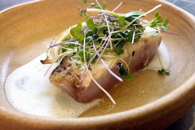 Brioche & ostras