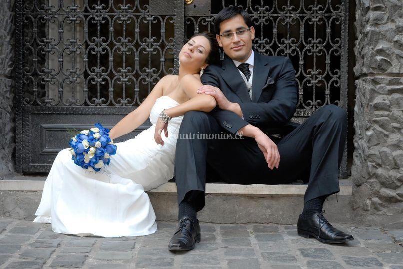 Javiera y Danilo