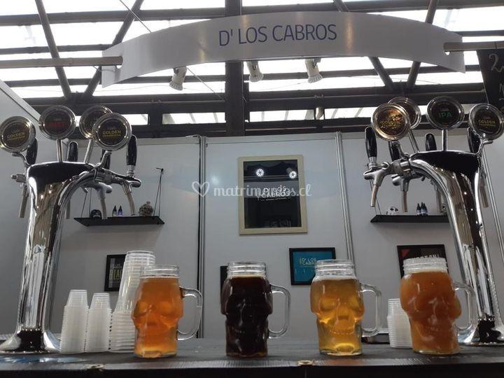 D'Los Cabros - Cerveza artesanal
