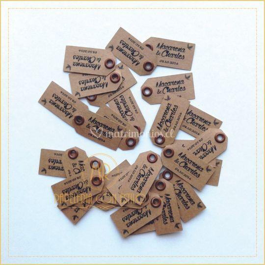 Etiquetas para recuerdos