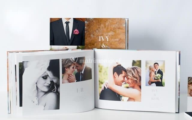 Pothobook de matrimonios
