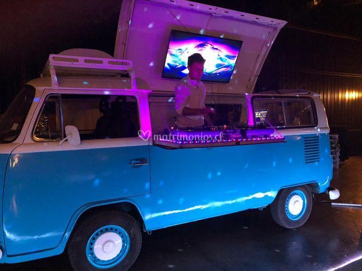 Fiesta Komy DJ