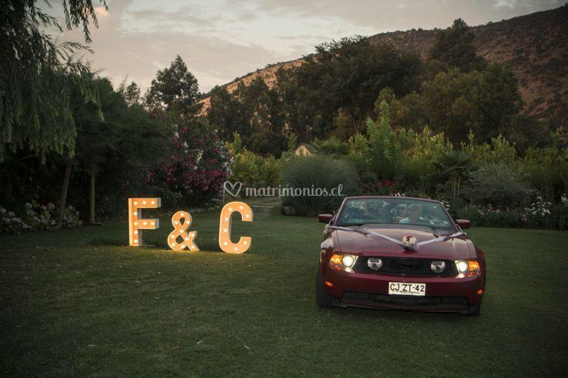Camila y Felipe