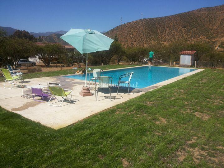 Vistas piscina
