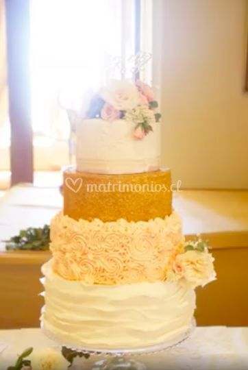 Texturas buttercream