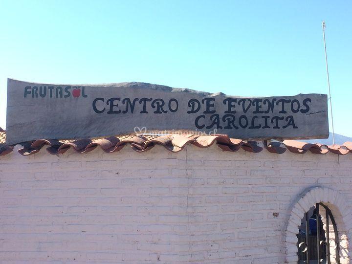 Centro eventos Carolita