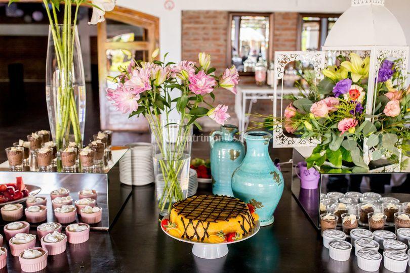 Casa de campo talagante for Casa jardin buffet