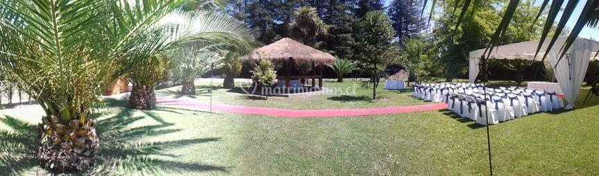 Panoramica de nuestro Parque
