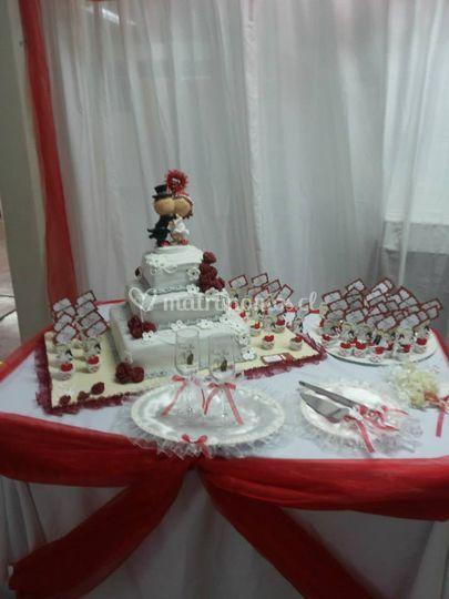 Tierna torta