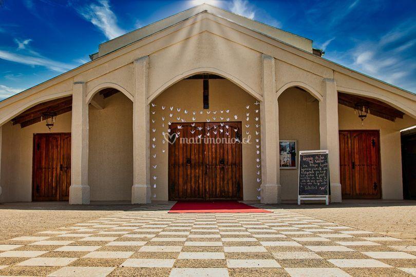 Iglesia Cauquenes