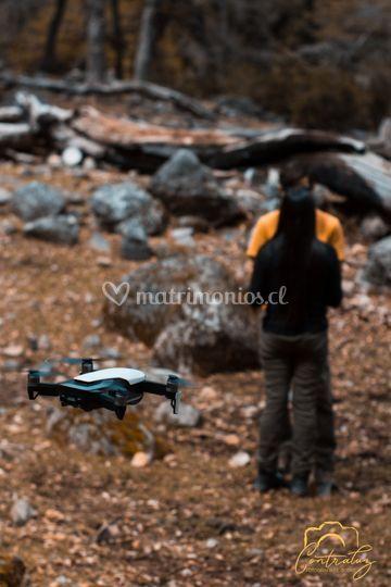 Sesión drone